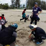 Fulbright Features: Alumnus makes a place for himself teaching, learning in Malaysia