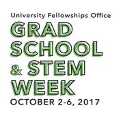 Graduate School and STEM Week spotlight opportunities for academic disciplines